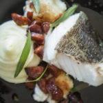Lunch - fisk och potatismos